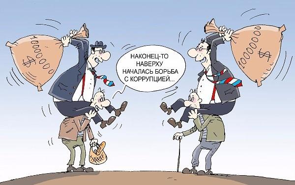 В Рыбинске разворачивается очередной фарс под названием «борьба с коррупцией»