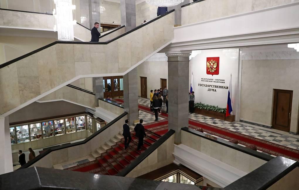 Госдума ждёт отмашки президента