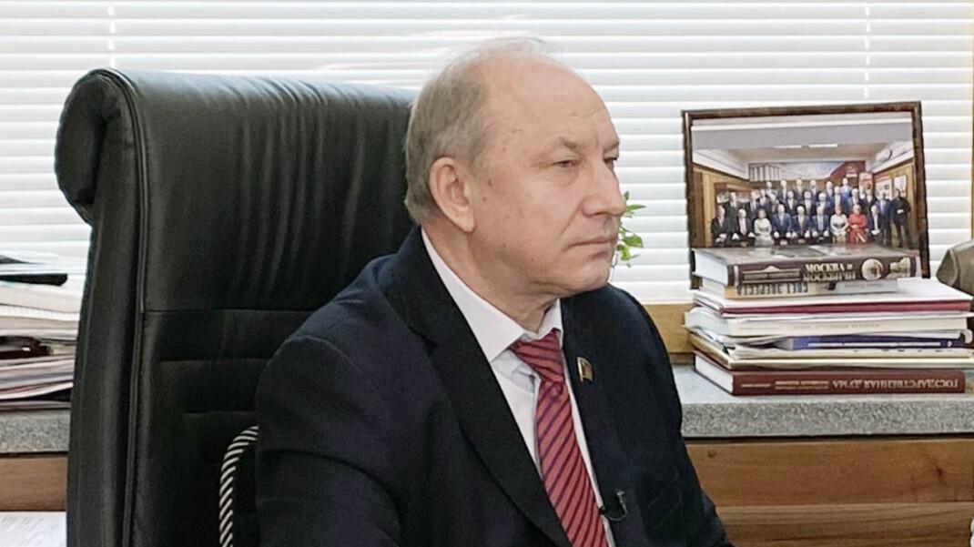 Валерий Рашкин о борьбе с режимом, выборах и Навальном