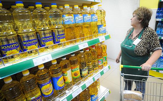 Обещают пока сдерживать цены на подсолнечное масло и сахар