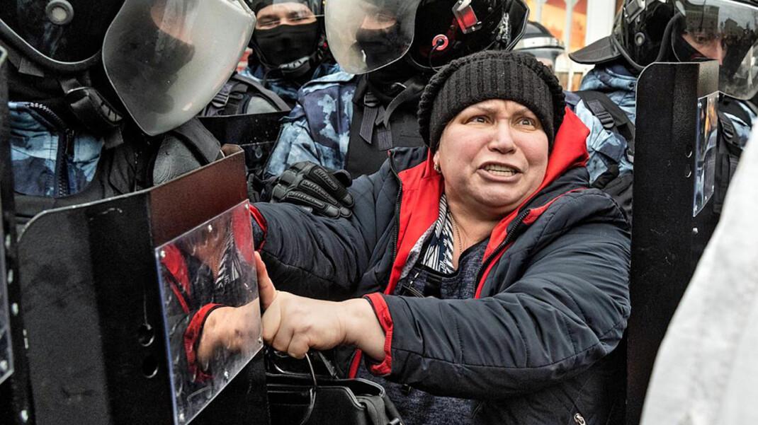 Депутаты решили оспорить новое наказание за нарушения на митингах