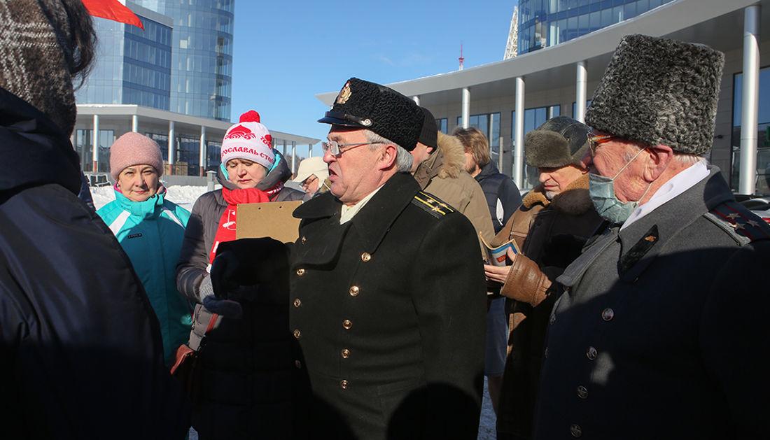 Лидера ярославских коммунистов оштрафовали за проведение «несогласованного митинга»