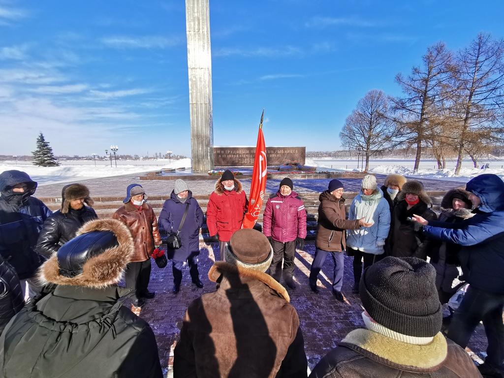23 февраля в Рыбинске
