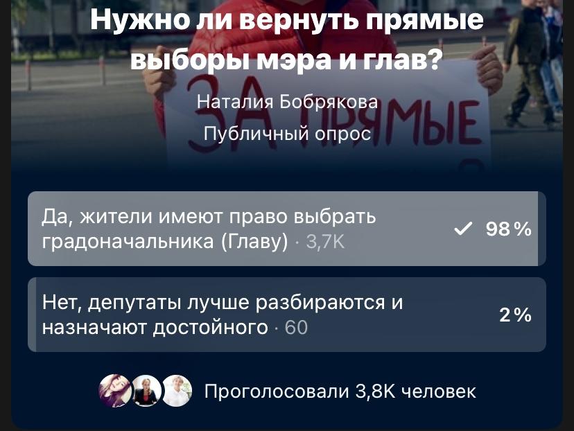 Ярославцы проголосовали за возврат прямых выборов мэра города
