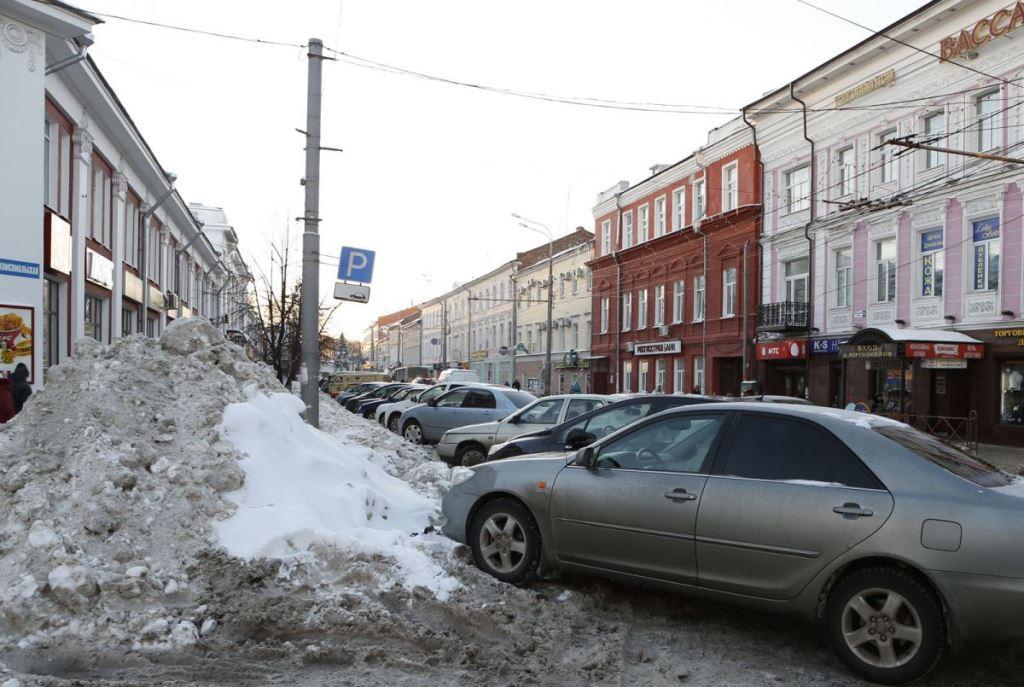 За провалы по уборке Ярославля мэра Волкова к ответу!