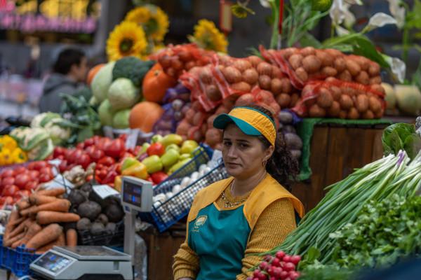 В России резко подорожали овощи