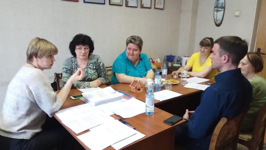 Состоялся президиум Ярославского обкома профсоюза Роспрофпром