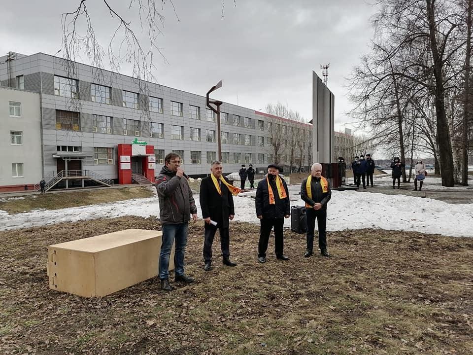 В Ярославле прошел еще один митинг «За прямые выборы»