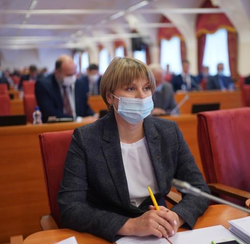 Елена Кузнецова напомнила губернатору области о невыполненных обещаниях