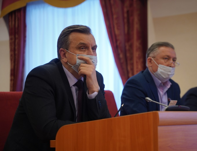 Валерий Байло выступил против двойных платежей за мусор