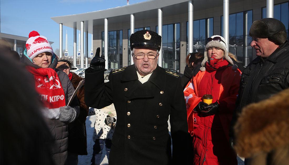 Ярославский областной суд оставил без изменений штраф за встречу коммунистов с избирателями