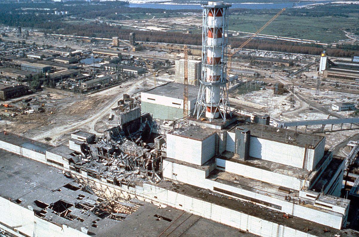 Дата в истории. К 35-летию Чернобыльской трагедии