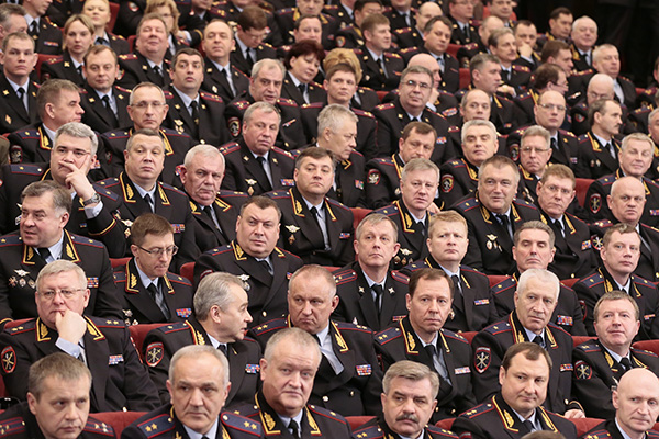 Путин дал детям силовиков преимущество при поступлении в вузы