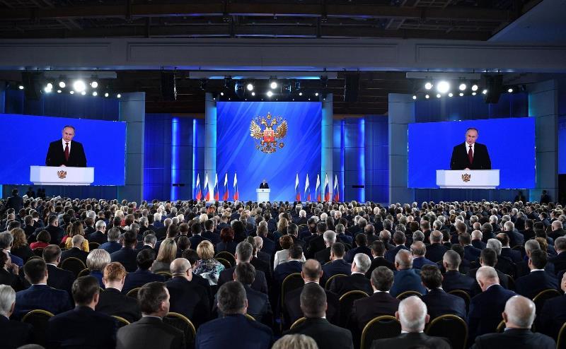 И.И. Никитчук: Сказки кремлевского сказочника. О только что услышанном от самого президента Путина