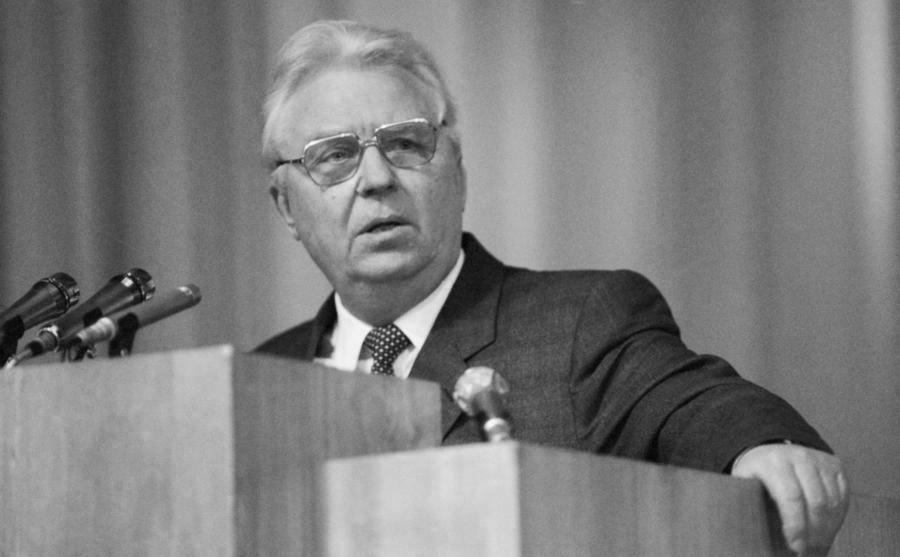 Г.А. Зюганов выразил соболезнования в связи со смертью Егора Лигачева
