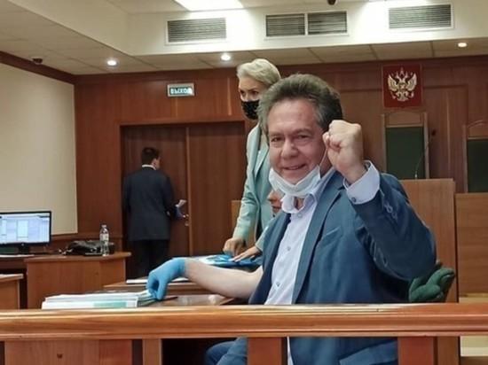 Николай Платошкин осужден на пять лет условно