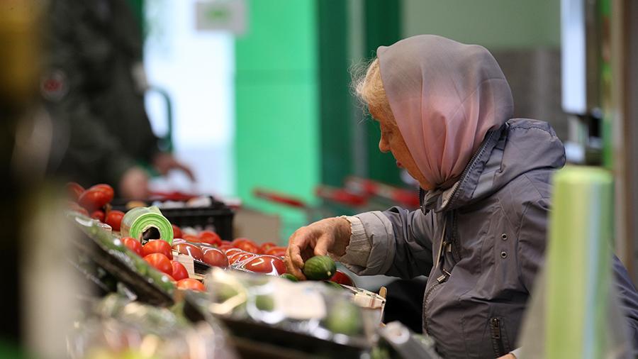 В России предложили ввести целевые выплаты на продукты для нуждающихся
