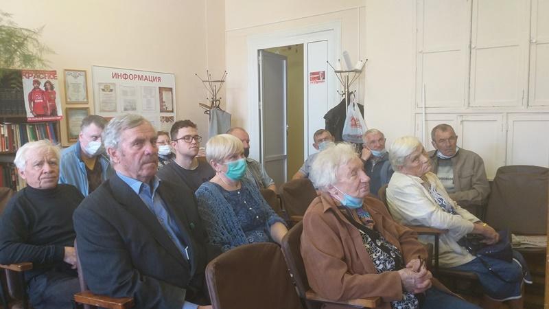 В Переславле обсудили итоги 18 съезда КПРФ
