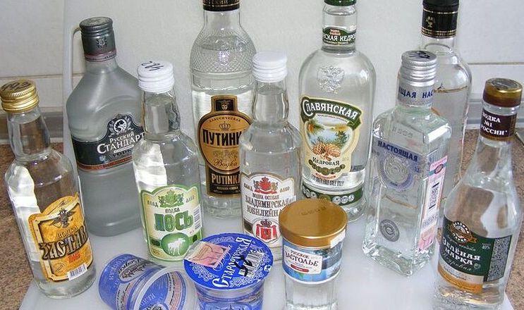 В России выросла смертность от алкоголя