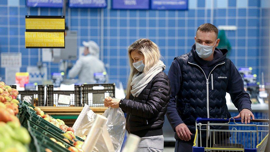 Годовая инфляция в России в мае превысила 6%