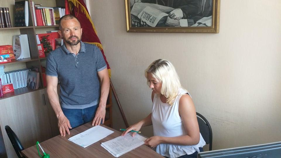 Роман Лябихов скорректировал порядок работы приемной КПРФ в Ярославле