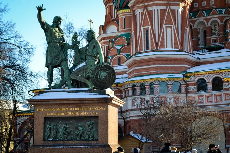 Нищета московская