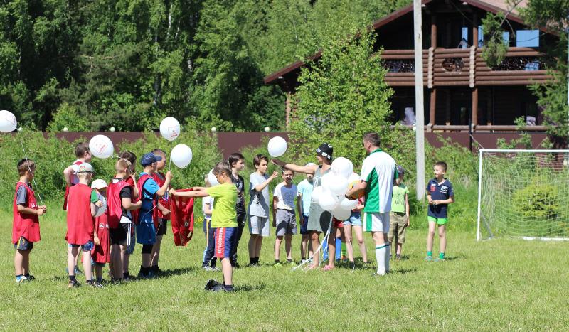 Футбольные традиции в с. Устье