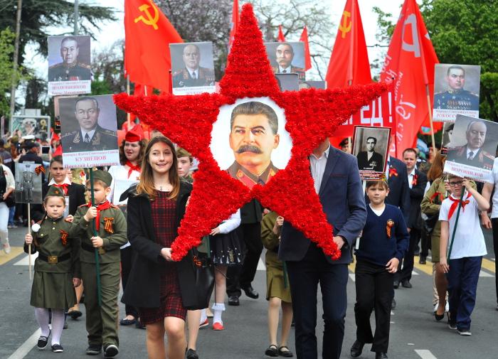 Организаторы решили не проводить шествие «Бессмертного полка»