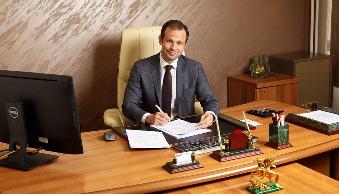 Роман Лябихов рассказал о своей деятельности в Ярославской области
