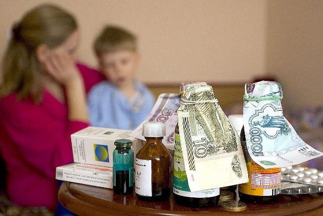 Рост цен на лекарства втрое обогнал инфляцию