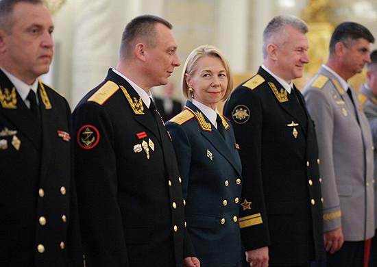 Генералы 65+ и старше