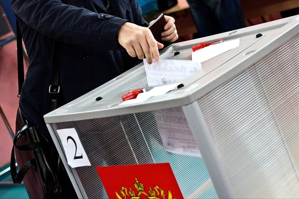 На выборах без рукопожатий