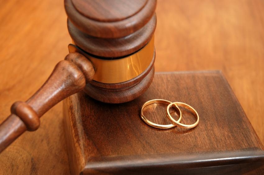 В России зафиксировано рекордное за семь лет количество разводов