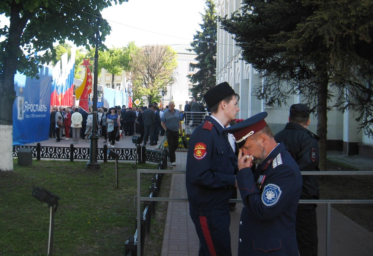 Ярославль будущие пенсионеры приравняли к деревне