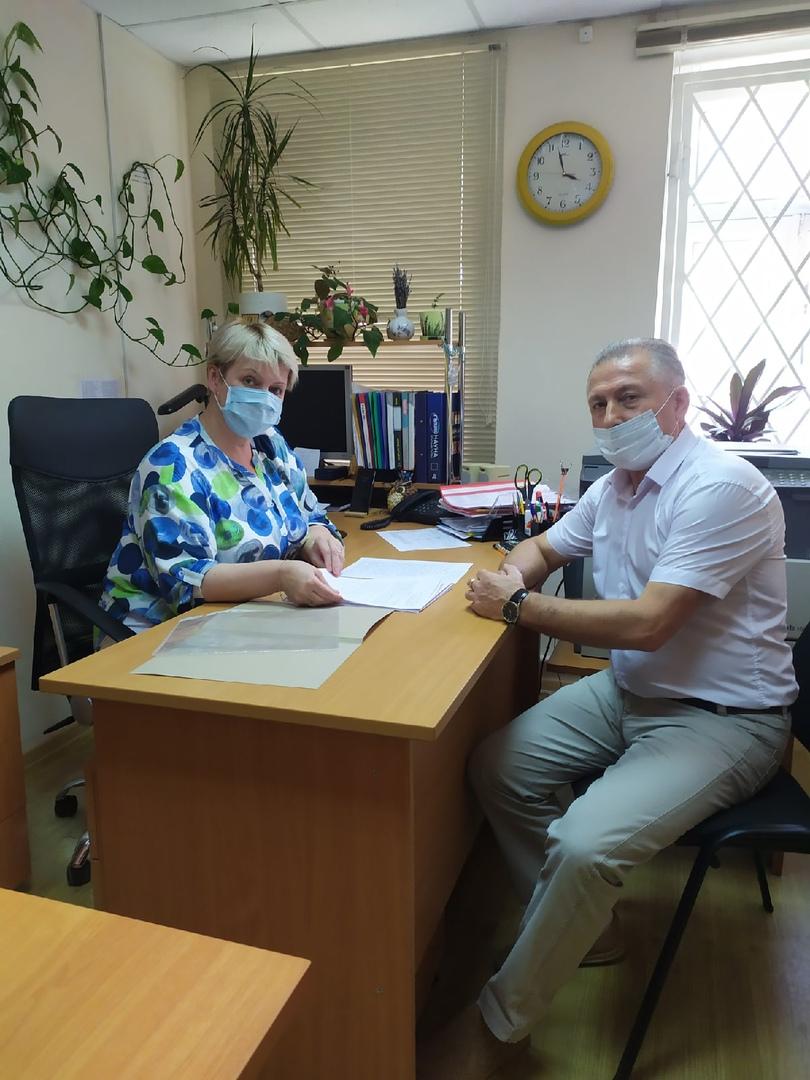 Шакир Абдуллаев подал документы об участии в выборах Главы г. Рыбинска