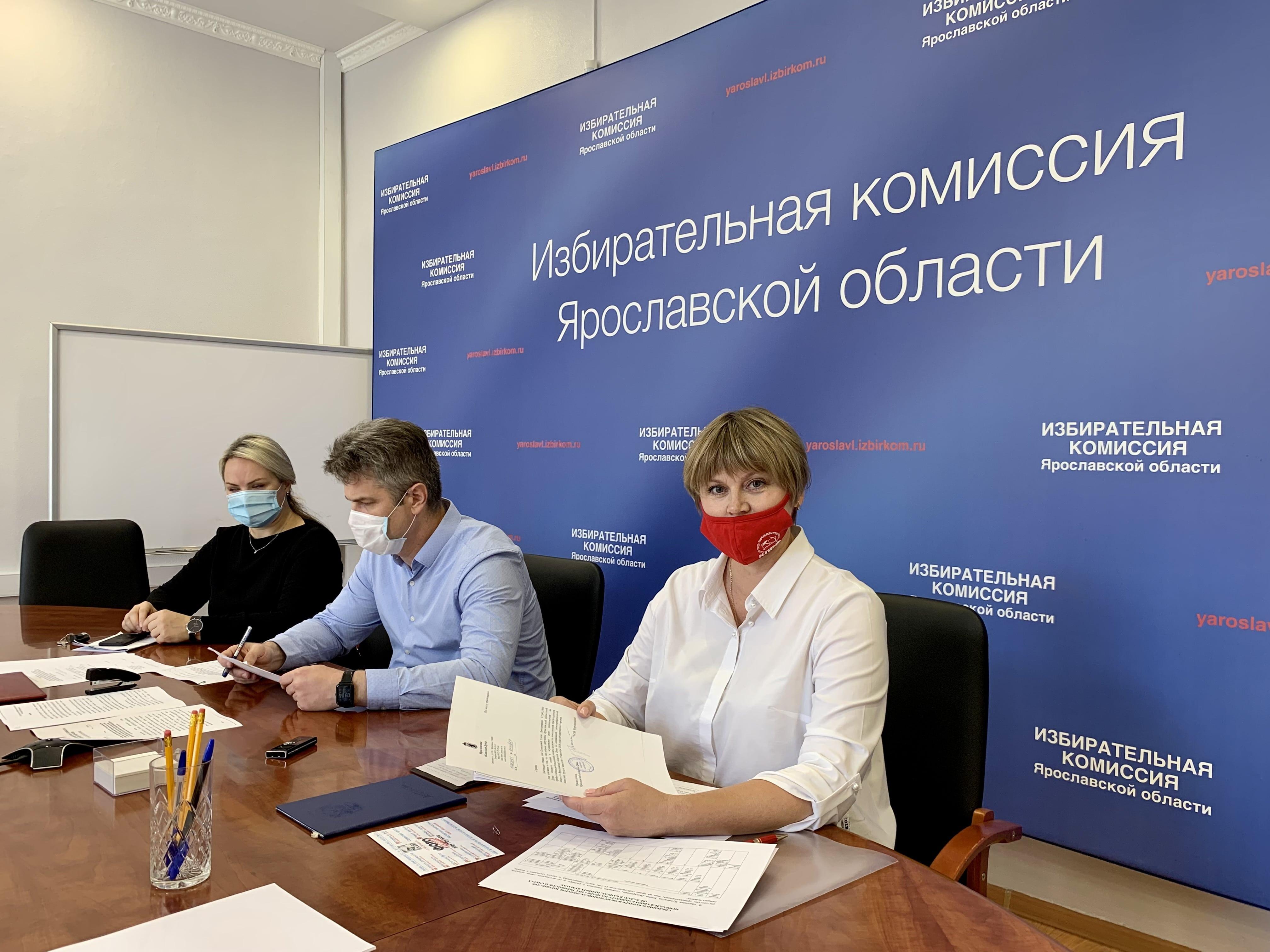 Елена Кузнецова подала документы в Избирком об участии в выборах в Госдуму