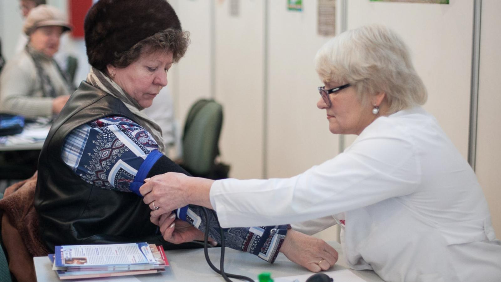 В Рыбинске треть врачей — пенсионеры