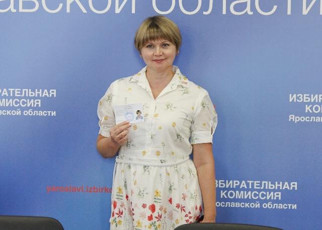 Наш кандидат — Елена Кузнецова!