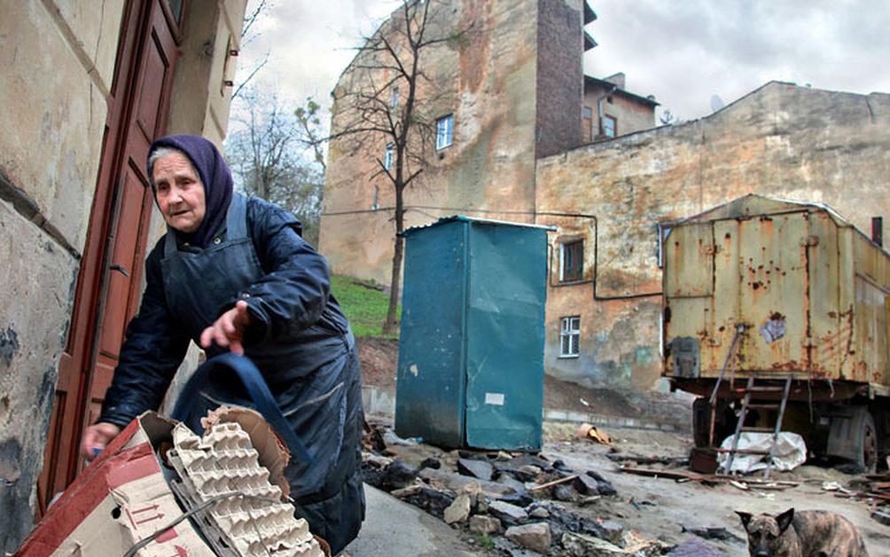 ООН: На грани голода оказались сотни тысяч россиян