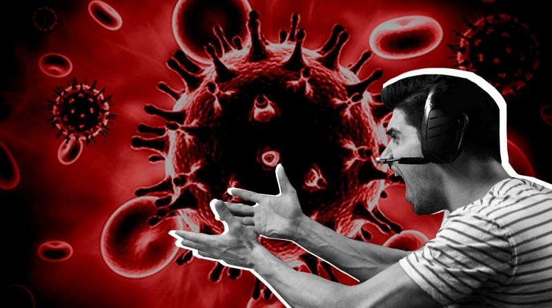 Пандемия произвола!