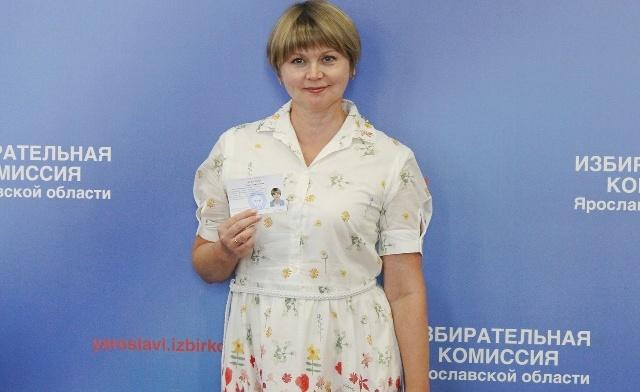 Елена Кузнецова в бюллетене для голосования будет третьей