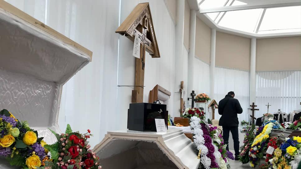 Производители похоронной продукции подняли цены