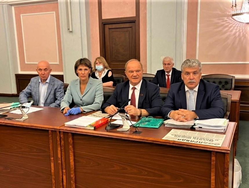 Решение Верховного суда по «делу» Павла Грудинина — провокация и вызов КПРФ
