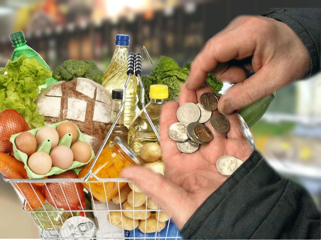 Цены на продукты стремительно повышаются