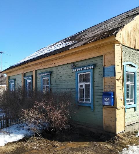 Требуем новое здание почты в п. Красный Бор!