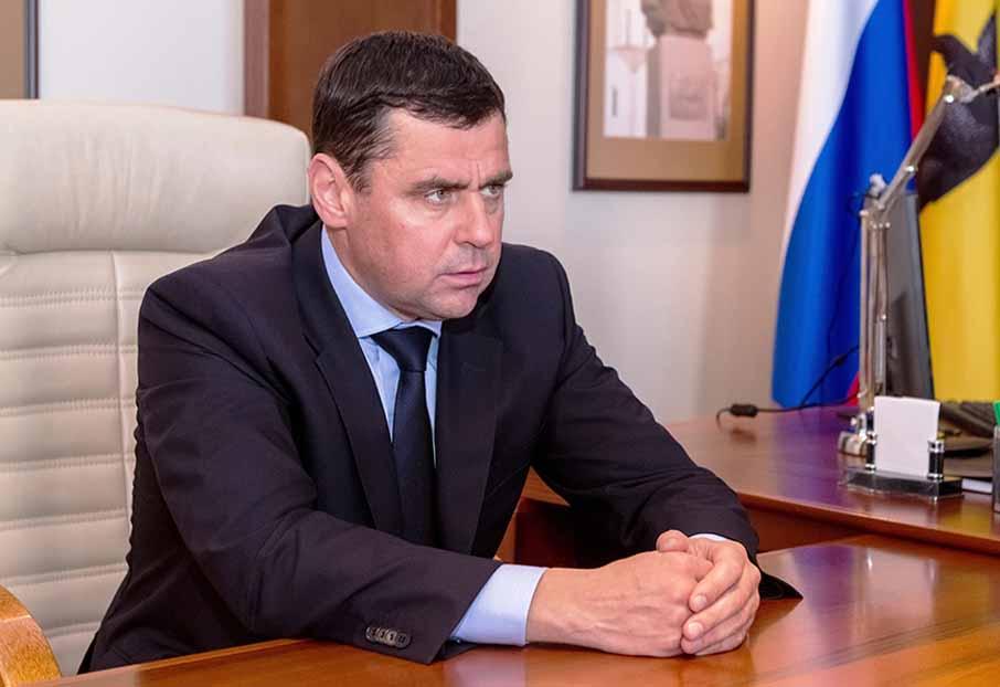 Ярославский губернатор Дмитрий Миронов получил пост в Кремле