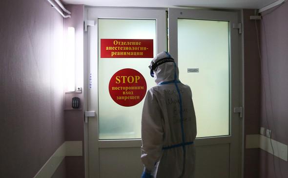 Смертность от коронавируса в конце сентября — начале октября превысила максимум с начала эпидемии