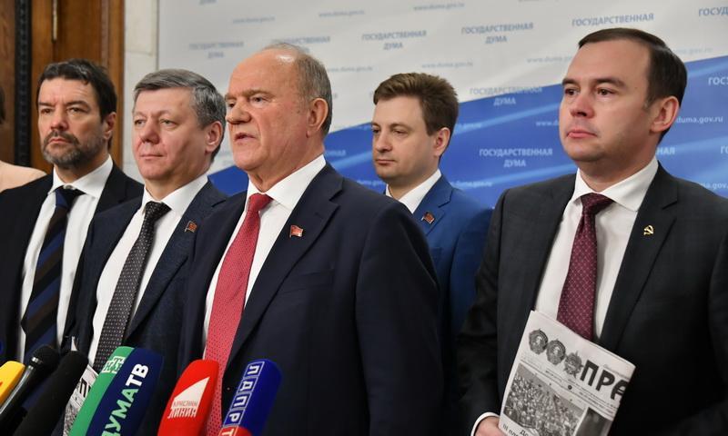 Г.А. Зюганов: «Клятву, которую мы дали избирателям, обязательно выполним!»