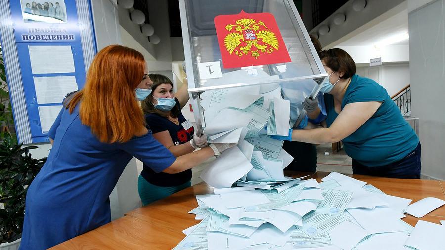 Коммунисты протестуют против поражения в правах членов избиркомов с правом совещательного голоса